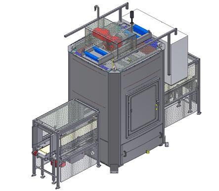 Brüel Systems Simplimize case
