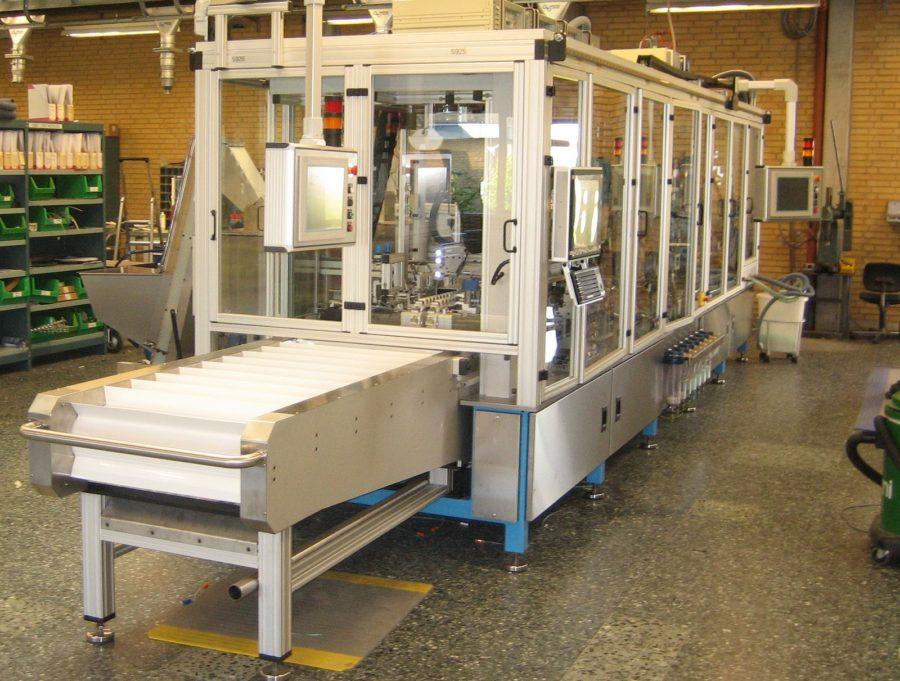 modulariseret produktplatform Poul Johansen Maskiner Simplimize